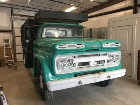 1961 GMC TOPKICK for sale at Classic Car Deals in Cadillac MI