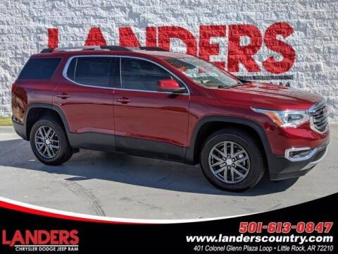 2018 GMC Acadia for sale at The Car Guy powered by Landers CDJR in Little Rock AR