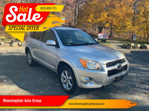 2009 Toyota RAV4 for sale at Bloomingdale Auto Group in Bloomingdale NJ