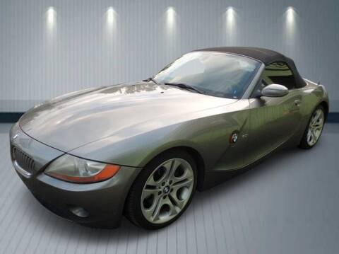 2004 BMW Z4 for sale at Klean Carz in Seattle WA