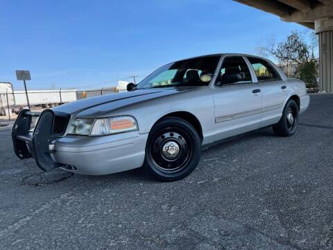 2009 Ford Crown Victoria for sale at MT Motor Group LLC in Phoenix AZ