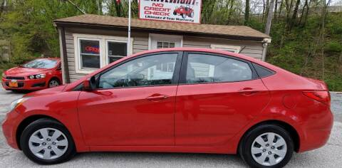 2013 Hyundai Accent for sale at DriveRight Autos South York in York PA