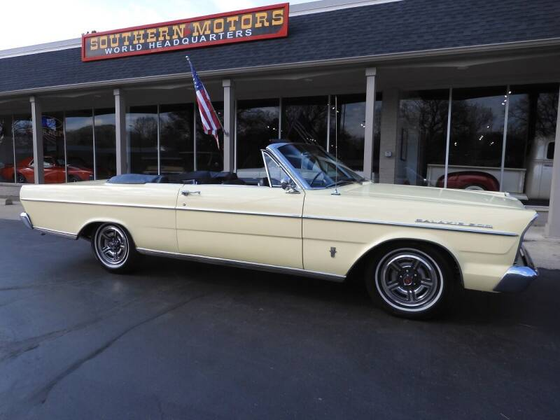 1965 Ford Galaxie 500 for sale in Clartston, MI