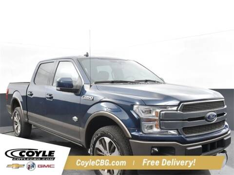 2020 Ford F-150 for sale at COYLE GM - COYLE NISSAN - New Inventory in Clarksville IN