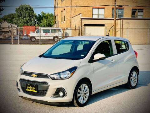 2016 Chevrolet Spark for sale at ARCH AUTO SALES in Saint Louis MO
