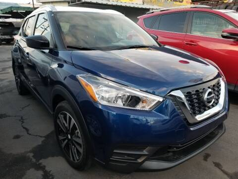 2018 Nissan Kicks for sale at Ournextcar/Ramirez Auto Sales in Downey CA