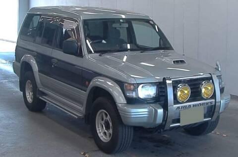 1996 Mitsubishi Pajero for sale at JDM Car & Motorcycle LLC in Seattle WA