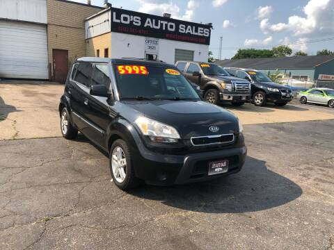 2010 Kia Soul for sale at Lo's Auto Sales in Cincinnati OH