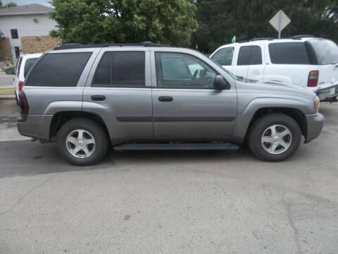 2005 Chevrolet TrailBlazer for sale at A Plus Auto Sales in Sioux Falls SD