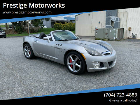 2008 Saturn SKY for sale at Prestige Motorworks in Concord NC
