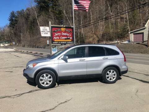 2009 Honda CR-V for sale at Jerry Dudley's Auto Connection in Barre VT