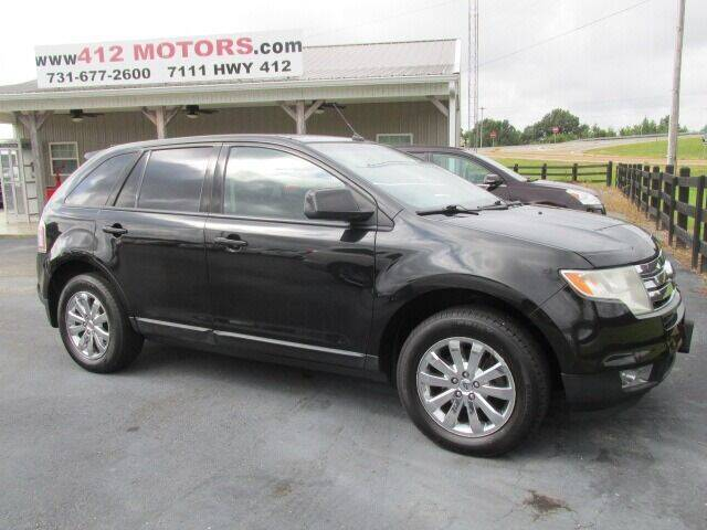 2010 Ford Edge for sale at 412 Motors in Friendship TN