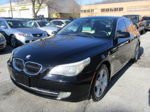 2008 BMW 5 Series for sale at Ideal Auto in Kansas City KS