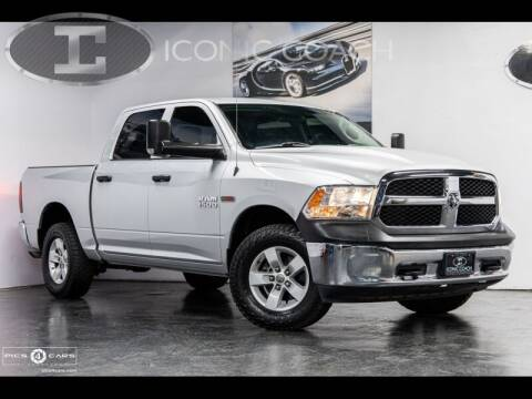 2018 RAM Ram Pickup 1500 for sale at Iconic Coach in San Diego CA