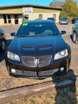 2008 Pontiac G8 for sale at IDEAL IMPORTS WEST in Rock Hill SC