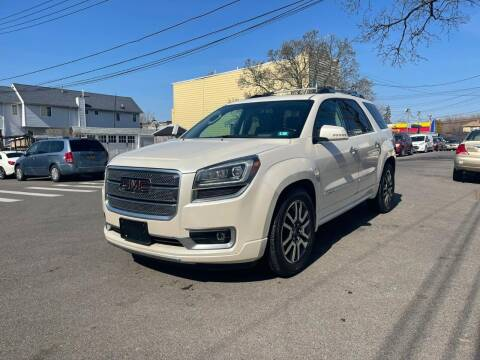 2013 GMC Acadia for sale at Kapos Auto, Inc. in Ridgewood, Queens NY
