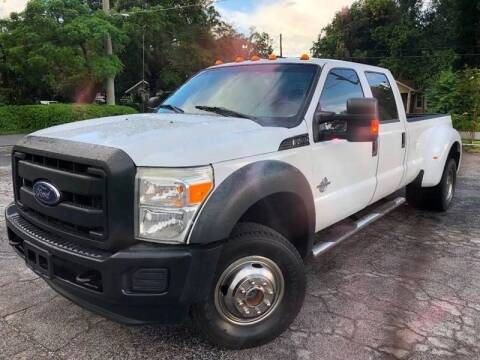 2012 Ford F-450 Super Duty for sale at Consumer Auto Credit in Tampa FL
