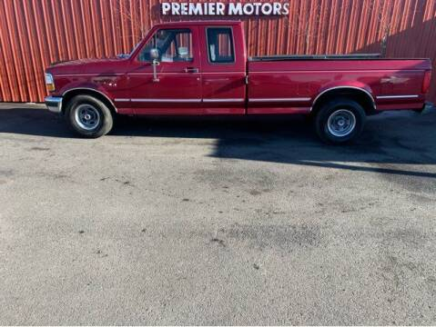 1994 Ford F-150 for sale at PremierMotors INC. in Milton Freewater OR
