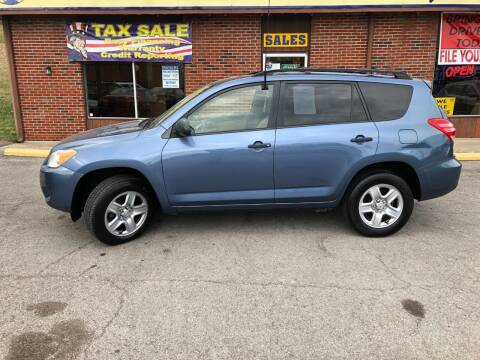 2009 Toyota RAV4 for sale at Atlas Cars Inc. in Radcliff KY