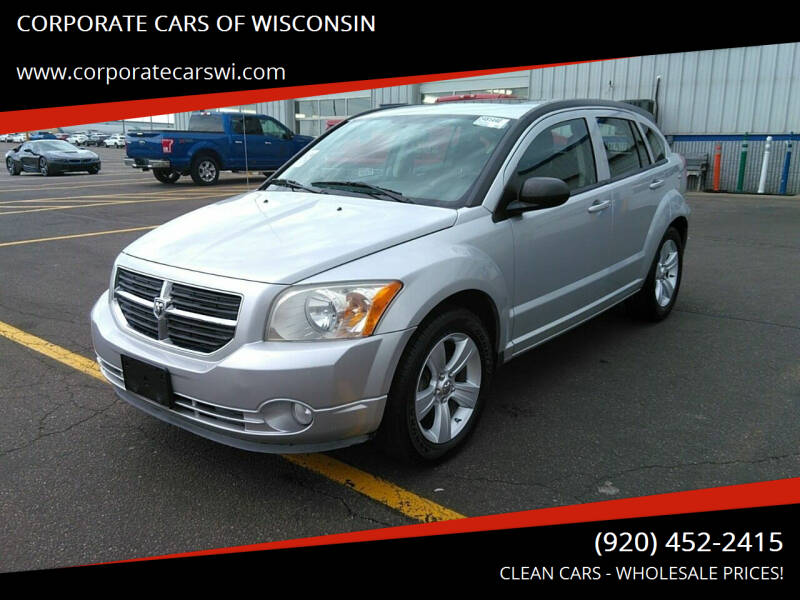 2012 Dodge Caliber for sale at CORPORATE CARS OF WISCONSIN - DAVES AUTO SALES OF SHEBOYGAN in Sheboygan WI