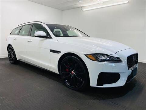 2018 Jaguar XF Sportbrake for sale at Champagne Motor Car Company in Willimantic CT