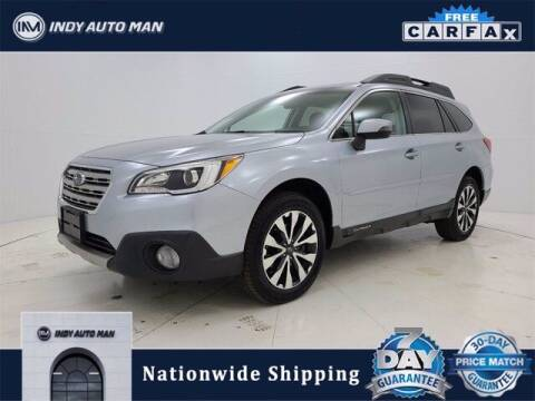 2016 Subaru Outback for sale at INDY AUTO MAN in Indianapolis IN