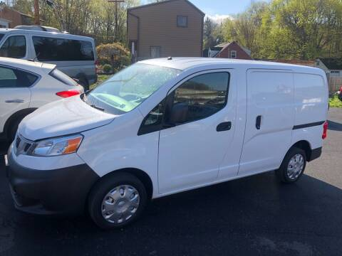 2015 Nissan NV200 for sale at Fellini Auto Sales & Service LLC in Pittsburgh PA
