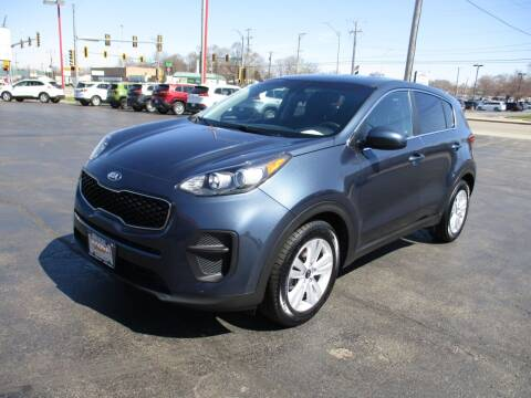 2017 Kia Sportage for sale at Windsor Auto Sales in Loves Park IL
