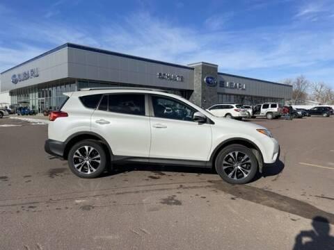 2015 Toyota RAV4 for sale at Schulte Subaru in Sioux Falls SD