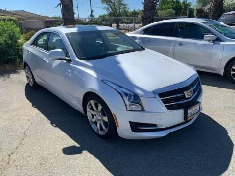 2016 Cadillac ATS for sale at Contra Costa Auto Sales in Oakley CA
