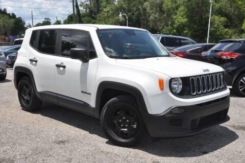 2017 Jeep Renegade for sale at Elite Motorcar, LLC in Deland FL