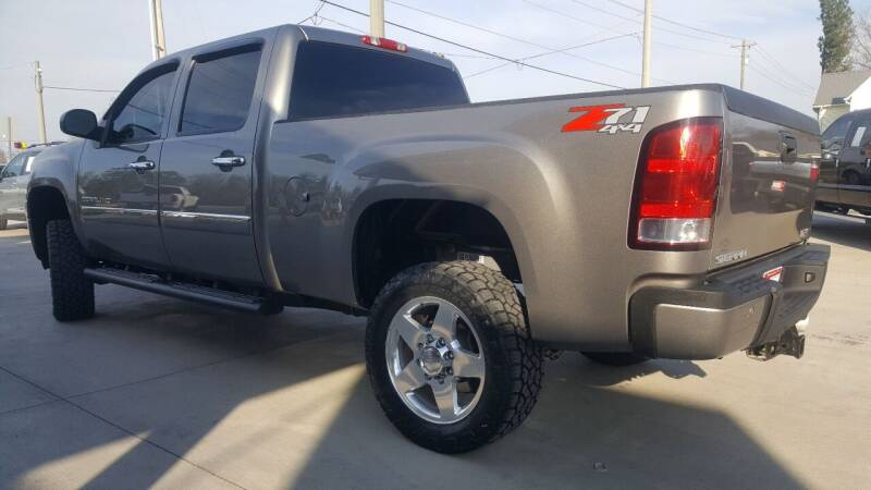 2012 GMC Sierra 2500HD for sale at Crossroads Auto Sales LLC in Rossville GA