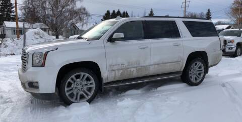 2018 GMC Yukon XL for sale at Canuck Truck in Magrath AB