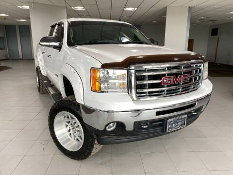 2010 GMC Sierra 1500 for sale at Auto Mall of Springfield in Springfield IL