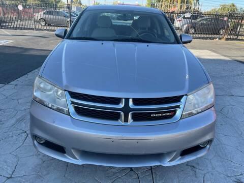 2013 Dodge Avenger for sale at SACRAMENTO AUTO DEALS in Sacramento CA