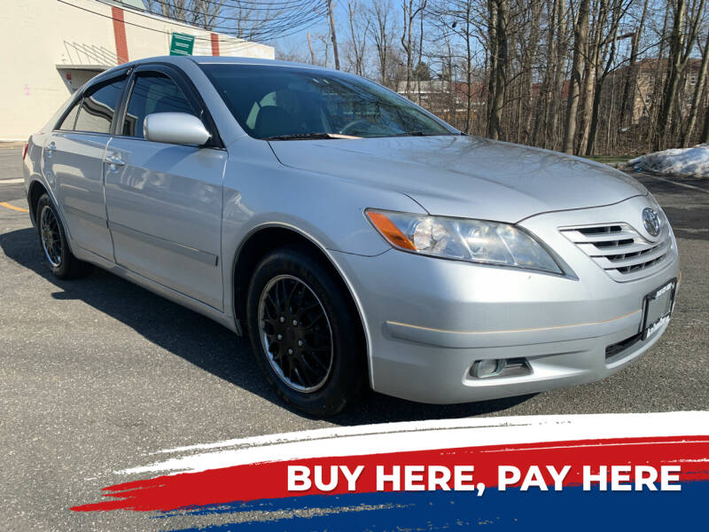 2007 Toyota Camry for sale at AUTO TRADE CORP in Nanuet NY