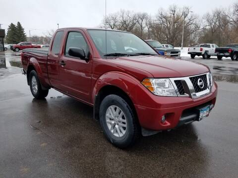 2020 Nissan Frontier for sale at Pro Auto Sales and Service in Ortonville MN