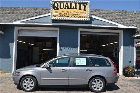 2006 Volvo V50 for sale at Quality Pre-Owned Automotive in Cuba MO