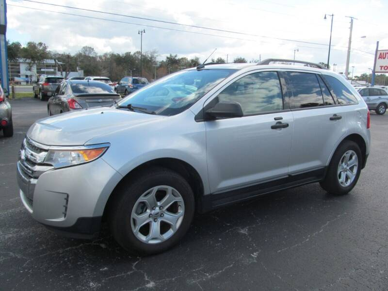 2014 Ford Edge for sale at Blue Book Cars in Sanford FL