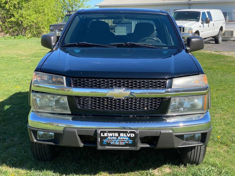 2008 Chevrolet Colorado for sale at Lewis Blvd Auto Sales in Sioux City IA