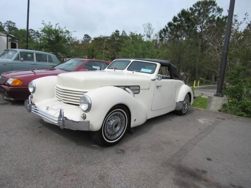 1969 Cord A 19 for sale at Gulf Shores Motors in Gulf Shores AL