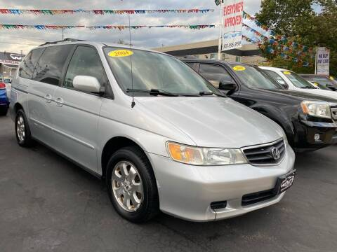 2004 Honda Odyssey for sale at WOLF'S ELITE AUTOS in Wilmington DE