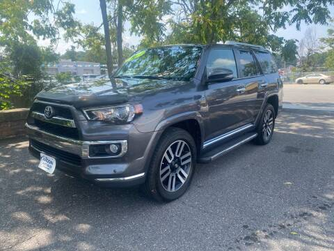 2014 Toyota 4Runner for sale at ANDONI AUTO SALES in Worcester MA