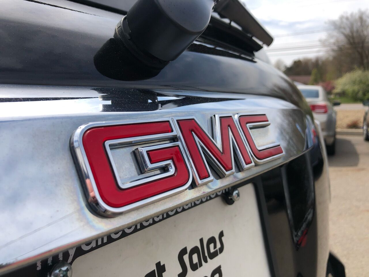 2016 GMC Acadia Sport Utility