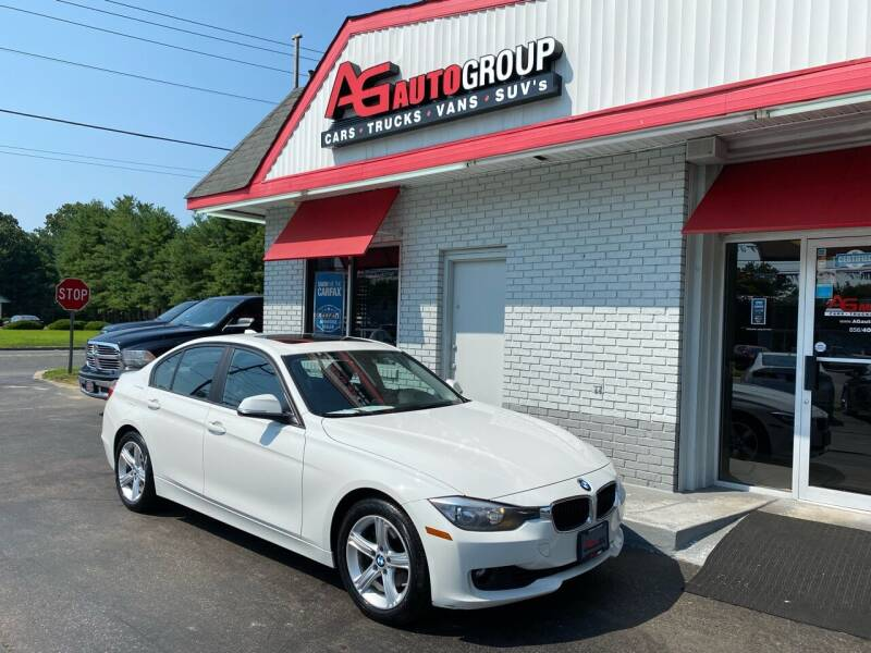 2013 BMW 3 Series for sale at AG AUTOGROUP in Vineland NJ