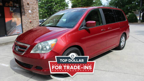 2005 Honda Odyssey for sale at NORCROSS MOTORSPORTS in Norcross GA
