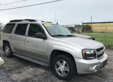 2006 Chevrolet TrailBlazer EXT for sale at Jack's Auto Sales in Port Richey FL