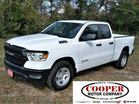 2021 RAM Ram Pickup 1500 for sale at Cooper Motor Company in Clinton SC