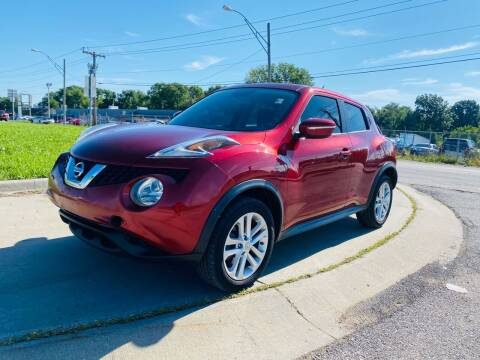 2016 Nissan JUKE for sale at Xtreme Auto Mart LLC in Kansas City MO