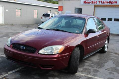2005 Ford Taurus for sale at SAI Auto Sales - Used Cars in Johnson City TN